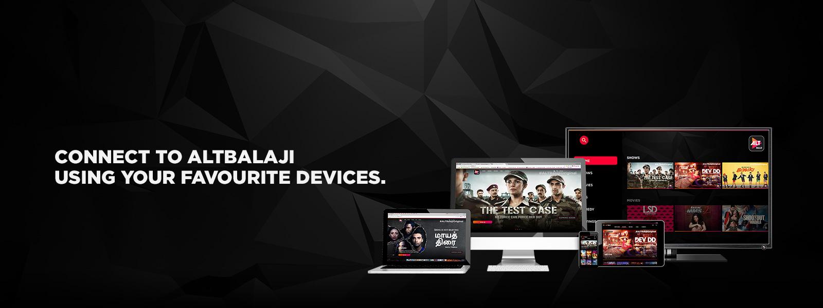 ALTBalaji Devices